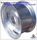 11.2-38熱い電流を通された縁(W10X38)が付いているR1潅漑のタイヤセット