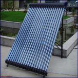 coletor solar evacuado Metal-Vidro de tubulação de calor da câmara de ar de 2016 70mm