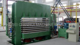 Compléter la chaîne de production de contre-plaqué et le contre-plaqué faisant des machines