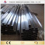 De Vierkante en Rechthoekige Pijp van het Roestvrij staal ERW Tp430 in het Inleggen Oppervlakte