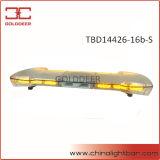 Barra clara do diodo emissor de luz da cor ambarina para o carro do caminhão (TBD14426-16b-S)