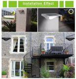 Alimentación DC Solar LED de exterior de la energía de luz para pared vía carretera Casa patio jardín de Villa de la calle Fábrica de vender a bajo precio