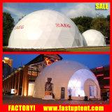 20m galvanisent la manifestation sportive en acier de tente de chapiteau de dôme géodésique de tube