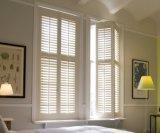 2017 Innenplantage-ArtBasswood Belüftung-hölzerne Fenster-Vorhang-Blendenverschlüsse