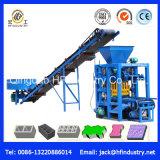 Qt4-26 machine à fabriquer des blocs de pierres semi-automatique machine à briques machine à briques creuses
