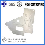 Алюминий Precison металлического листа OEM штемпелюя части с обслуживанием изготовления