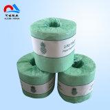 Papel de tejido de tocador de la pulpa del tejido de tocador de la pulpa de madera del 100% 300sheets