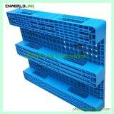 Einzelnes Plattform-Europa-Ineinander greifen-starke Racking HDPE Ladeplatte