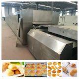 De Oven van het baksel/de Oven van de Tunnel voor het Vlees van het Brood van het Koekje van het Koekje van Snacks