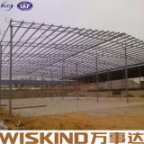 Construção rápida de depósito do Prédio de aço leve prefabricadas