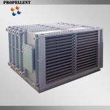 냉각 응용을%s 나선형 격판덮개 열교환기