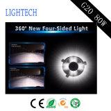 Più nuovi accessori automatici 4-Side alto 8000lm più luminoso con la lampada di coda del LED ed il kit NASCOSTO del xeno (H1 H3 H4 H7 H11 H13)