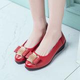 Senhoras calçados de luxo de alta qualidade