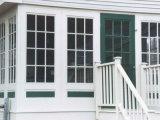 Preço barato Windows francês vitrificado dobro pendurado superior