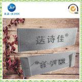 De kwaliteit Geweven Druk van het Etiket van het Etiket van het Satijn van het Etiket voor Kledingstuk (JP-CL143)