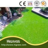 Alfombra artificial falsa resistente ULTRAVIOLETA de la hierba verde para las bodas