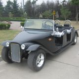 Newest 6 Seats Electric Classic Car with CE Certificate for Latifundium (DN-6D)