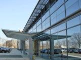 Ненесущие стены стекла системы верхнего качества поставкы самым лучшим Unitized ценой