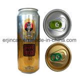 ألومنيوم شراب علبة يتيح غطاء مفتوحة