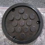Qualitäts-runde Gummiblock-Auflagen für Auto-Aufzüge