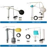 Штуцеры цистерны с водой туалета, вспомогательное оборудование бака, клапан входа бака (P1033)