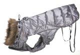 Perro chaqueta impermeable al aire libre viento