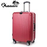 4つの車輪のパソコンの荷物旅行荷物袋のスーツケースの中国の製造所
