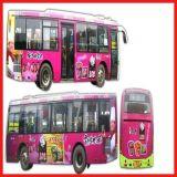 Película del vinilo de la publicidad del autobús (BAV120)