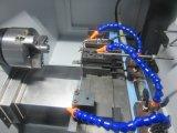쟁반에 있는 미사일구조물 로더를 가진 자동적인 CNC 기계