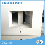 Partie supérieure du comptoir artificielle de cuisine de pierre de quartz à vendre