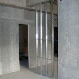 El panel de pared exterior incombustible del cemento de la fibra de la tarjeta, revestimiento de la pared exterior de la tarjeta del cemento
