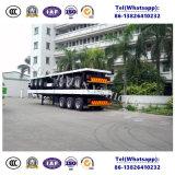 Tri Axle 40FT грузового контейнера трейлер тележки Semi с Axle BPW
