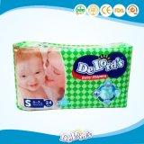 Precio de fábrica atractivo caliente cómodo de los pañales del bebé del paño