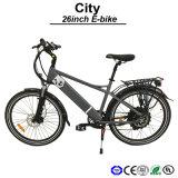 E-Bicicletta elettrica della città della bici della batteria di litio di 36V 10.4ah Samsung Panasonic