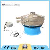 Machine ultrasonique rotatoire électrique de tamis de l'acier inoxydable 304