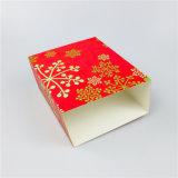 Custom Printing Square Food Packaging Boxes의 각종 Types