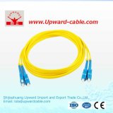 Cable de la red del LAN de Ethernet de la alta calidad CAT6/Cat5e RJ45