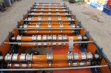 機械を形作る鋼鉄金属ロール