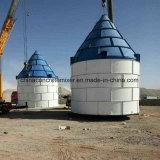 100t, 150t, 200t, 500t de Silo van het Cement van de Stukken van de Silo van het Cement van de Vlok voor de Concrete Installatie van de Partij