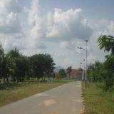 Солнечный уличный фонарь СИД