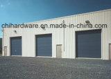 鋼鉄機密保護のガレージのドアか部門別のドアまたはふと耳にされたドア
