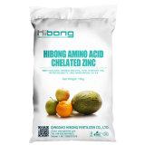 Aminoácido Quelatado fertilizante de zinco
