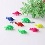恐竜の卵のおもちゃを工夫している60PCS魔法のプラスチック成長するペット