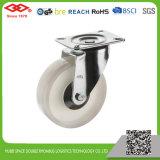 160mm placa giratória roda de mamona em nylon (P102-20D160X40)