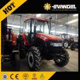 35 CV Tractor de ruedas con pala cargadora frontal y Retroexcavadora