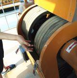 El eje de doble mezcladora de cemento de hormigón obligatoria (JS750) en China