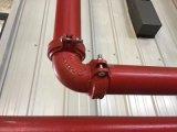 ASTM abrazaderas 536 del hierro de un manguito dúctiles del surco