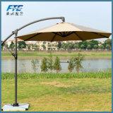 Grande parasole esterno del cortile dell'ombrello di spiaggia dell'ombrello di Sun