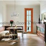 Стекло много стран стандартное алюминиевой двери Casement (FT-D70)