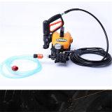 Jet d'eau haute pression Machine de nettoyage des égouts/nettoyeur ultrasonique